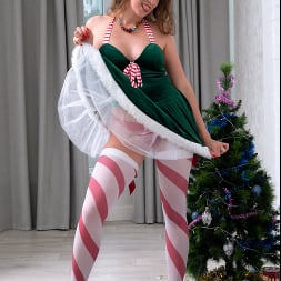 Viktoria Vixen in 'Anilos' Christmas Tease (Thumbnail 1)